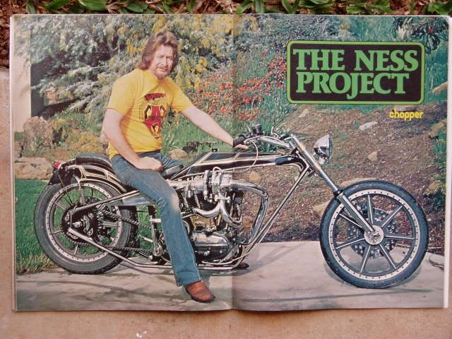 Pin by Greg Braun on Arlen Ness Style | Chopper bike, Bike magazine, Bike  builder