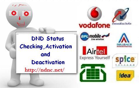 [ http://ndnc.net/check-dnd-status/ ]-Check DND Status Online