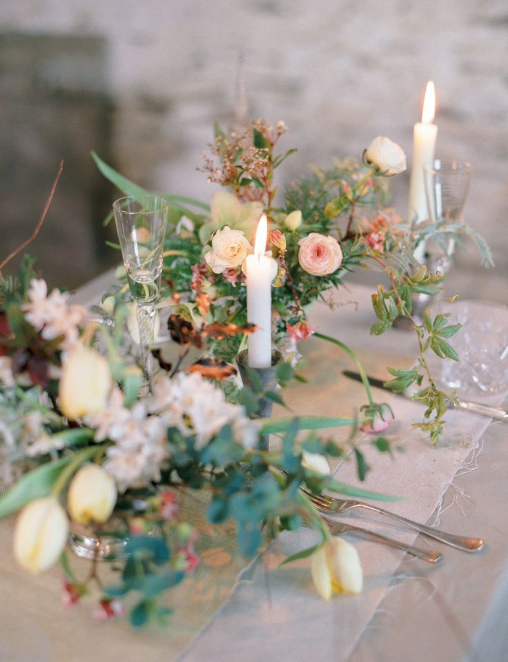 Floral And Styling By The Garden Gate Flower Company, Fine Art Film  Photography By Taylor