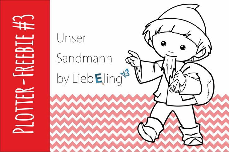LiebEling: Plotter-Freebie #3