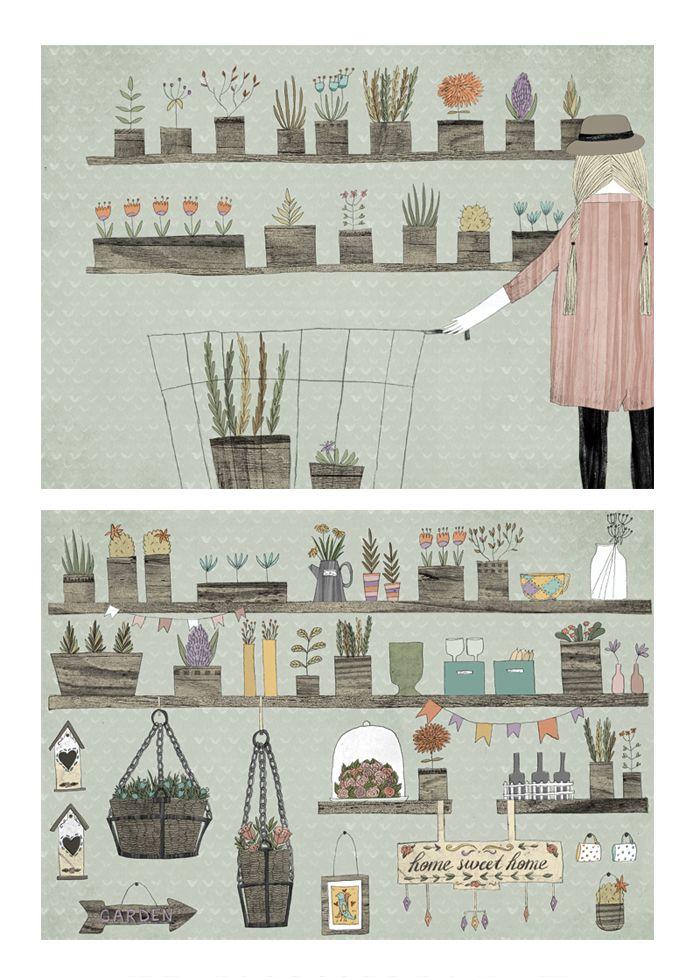 Цветочный магазин.. Other © Sveta Shendrik