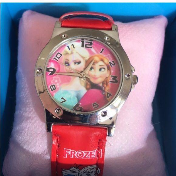"Ladies Disney's Frozen watch Girls/ Ladies Disney's Frozen watch . Length: 9"" Frozen  Accessories Watches"