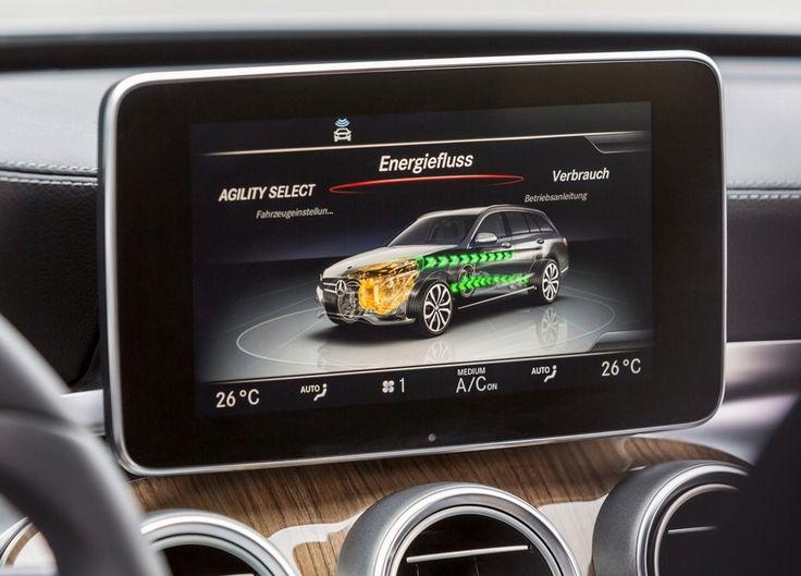 Mercedes Classe C 350 Plug-in : l'hybride rechargeable dévoilé