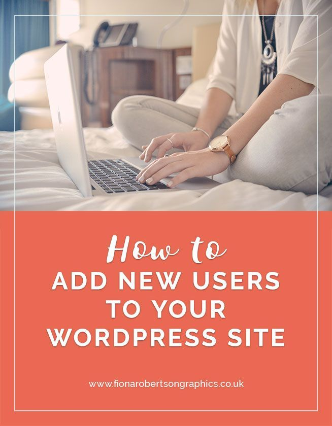 Do you ever need to give someone access to your WordPress dashboard? Like for a new blogger or a designer giving you some technical help. Don't share your password - give them their own login instead. Here's how to add new users to your WordPress site and control how much access they have.