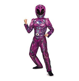 Power Rangers Pink Ranger Deluxe Costume