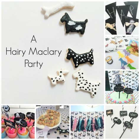 Hairy Maclary Party