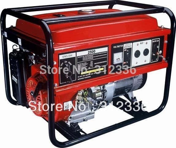 6246.25$  Watch now - http://alikvn.worldwells.pw/go.php?t=612029667 - Sea shipping mini generator price  2500 2kw 168 GX200 key start OHV 6.5hp