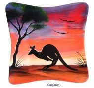 Aussie-products australia sell a wide range of Pottery like hand painted pottery, australian pottery at their online store all hand painted by aboriginal artists.