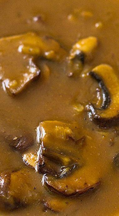 Easy Mushroom Gravy ^                                                                                                                                                                                 More