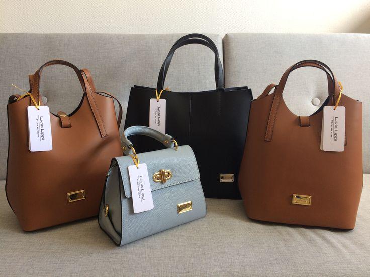 Prémium minőségű bőrtáskák Firenzéből.   shop: www.livialippi.hu