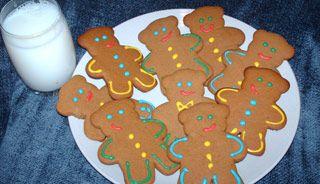 Biscuits au pain d'épice moelleux