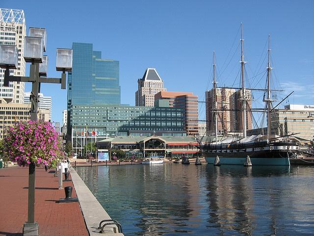 Baltimore, Inner Harbor