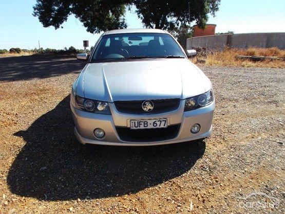 2006 Holden Ute Thunder SS VZ Auto MY06-$12,990