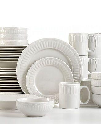 Pfaltzgraff Dinnerware Sparta 40 Piece Set. Everyday ...  sc 1 st  Pinterest & 15 best Everyday Dishes images on Pinterest | Everyday dishes ...