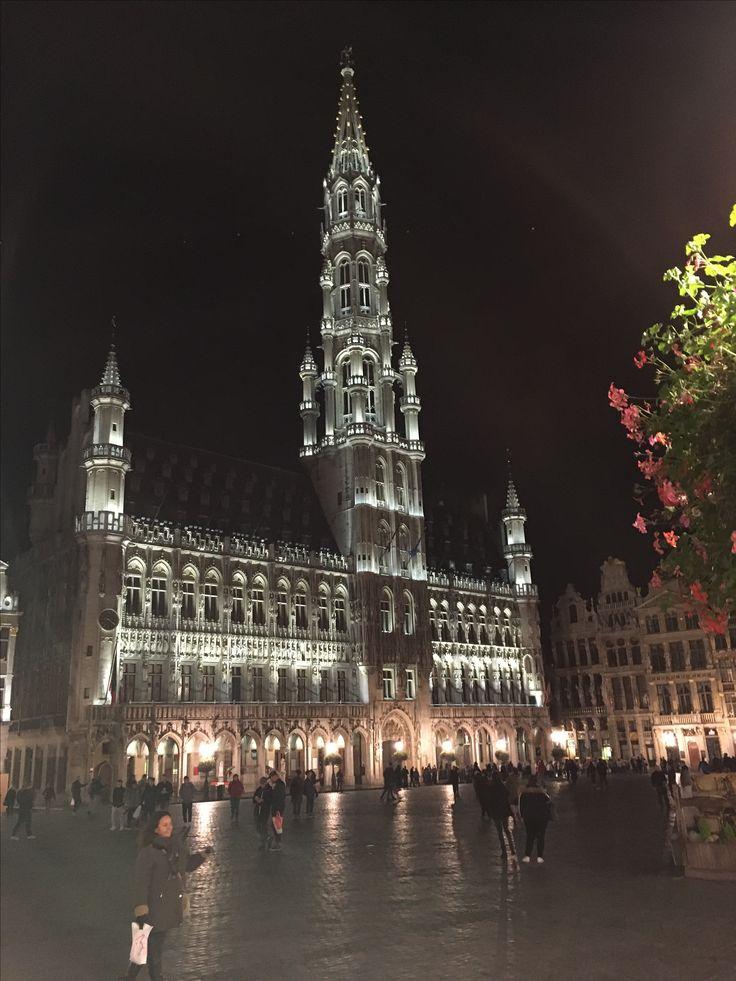 Okt 2016. Bruxelles.