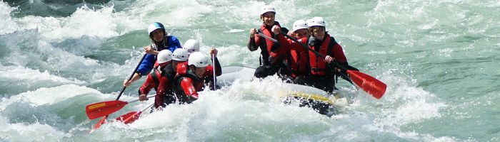 White Water Rafting - Rafting Tours in Austria Tirol
