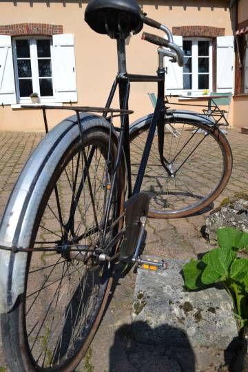 Vélo de Facteur des années 50