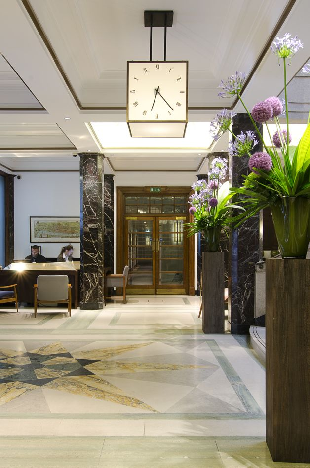 Town Hall Hotel in theheart of vibrant East End, London - award-winning