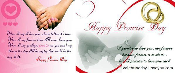 Promise Day Wishes For Lovers