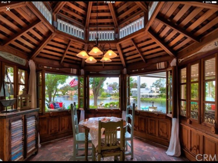 Fabulous view from our gazebo House for sale 22467 Overlake Lake Forest Ca