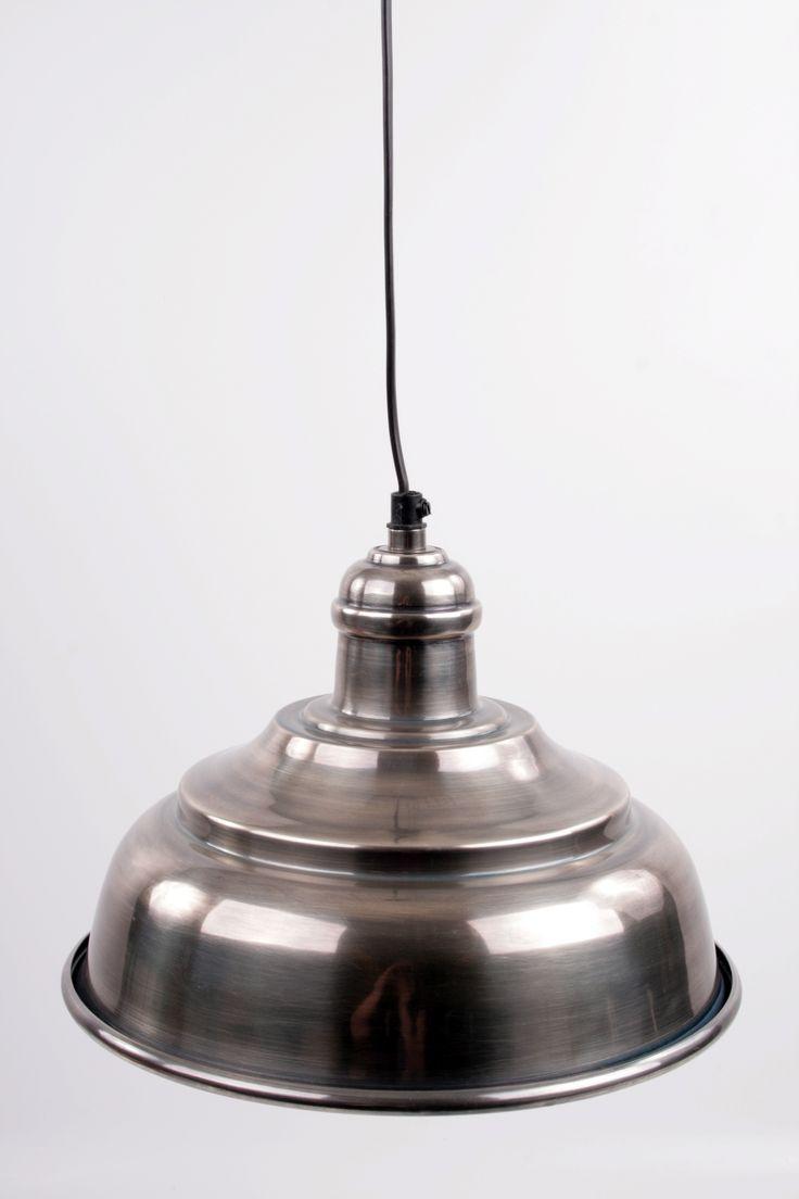 http://mooseartdesign.pl/pl/lampy/lampa-antik-detail  Wymiary: sze:29 wys:19cm przewód 1,4cm Materiał: metal