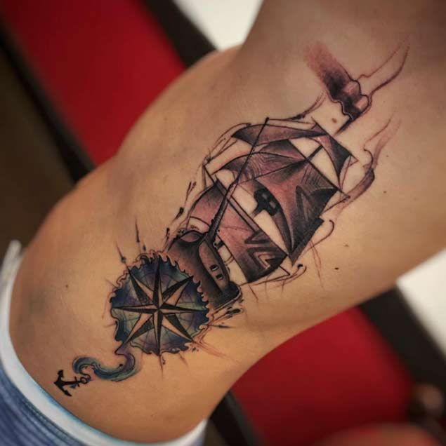 tattooed mates safe frigging