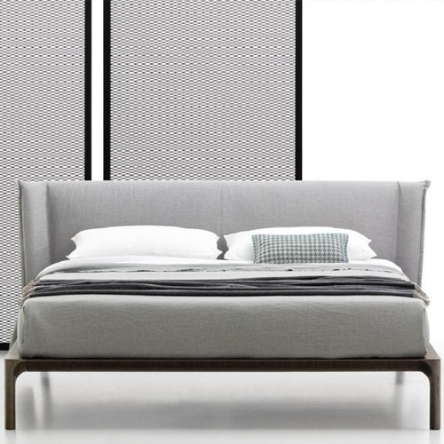 Plinth Upholstered Bed Frame
