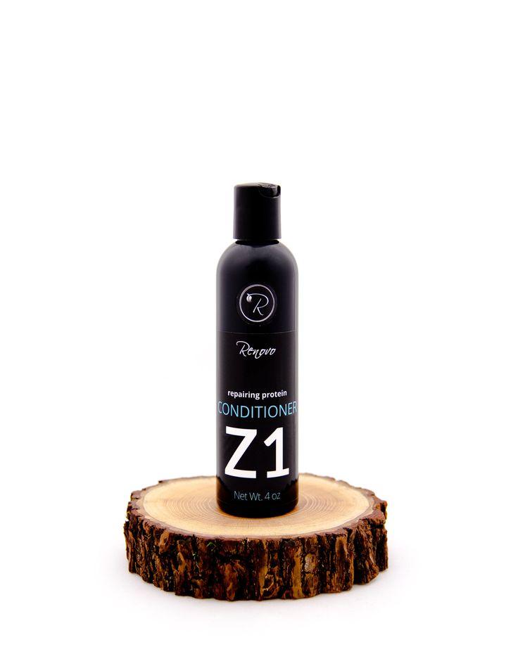Natural Quinoa Blood Orange Repairing Protein Conditioner Z1