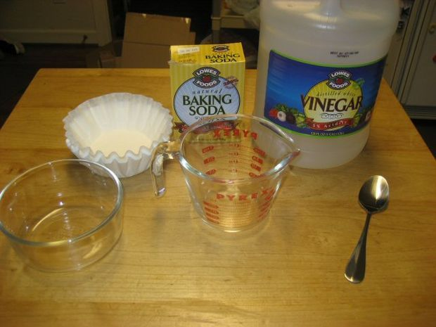 How to Make Vinegar powder( aka Sodium Acetate, the flavoring for Salt & Vinegar chips)From Household Ingredients