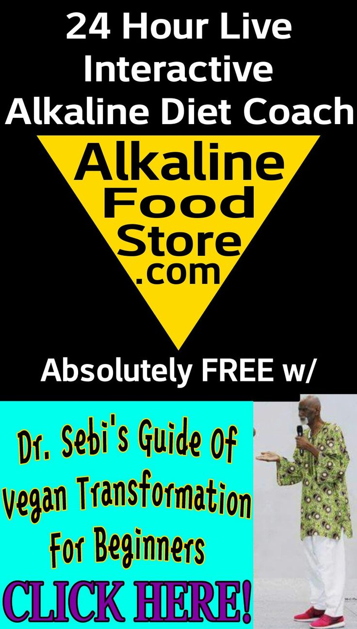 Dr sebi alkaline transformation for beginners alkaline