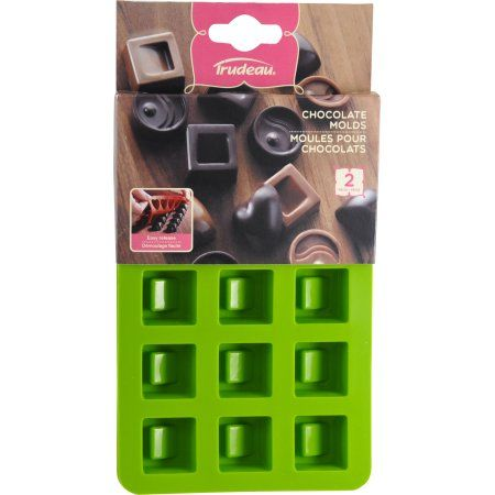 NEW Silicone Candy Molds 2//Pkg