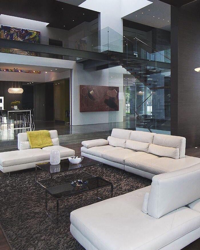 Modern Luxury Interiors: 35 Best Floor Plans, Small Home, 1 Level Images On