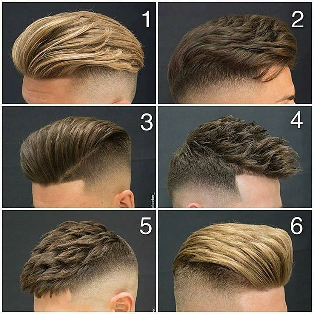 🔥Hair style🔥 Which do you prefer?  Tag a friend.  Follow @stylemensbr 👈  #Hair #Haircut #Hairstyle #Menslook #Mensstyle #Mensgrooming #Barbergang #Barberlove #Barberworld #Barberlife #TheBarberpost #BarbershopConnect #Barbersinctv #Barbers #Coolhair #Barber #Barbershop #Quiff #Peluqueria #Pompadour #Undercut #Kapper #Cutoftheday #Barberporn #Mensfashion #Barbering #Skinfade #Menshairstyle #Menshaircut