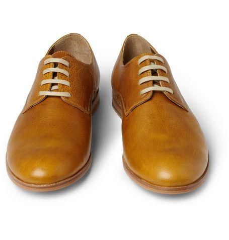B StoreNew Mario Leather Derby ShoesBut, Mario, Leather Derby, Classic Gentleman, Man Fashion, Derby Shoes, Leather Shoes, Stores, Fall Winte Fashion