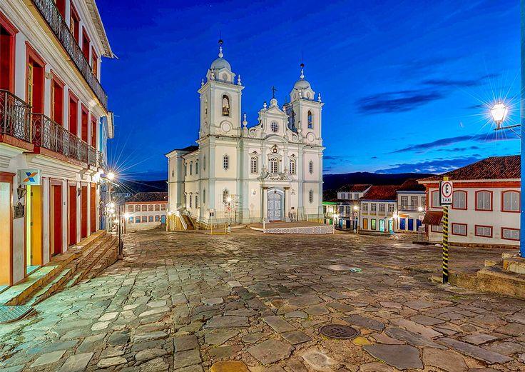 Diamantina,MG, Brasil/cidade histórica
