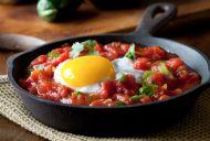 Spicy Huevos Rancheros