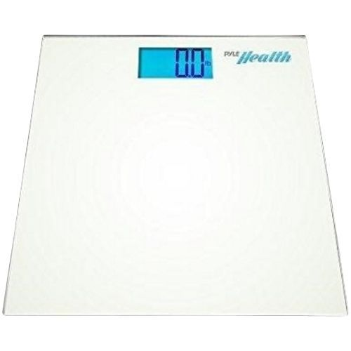 PyleHealth - Bluetooth Digital Weight Scale - White