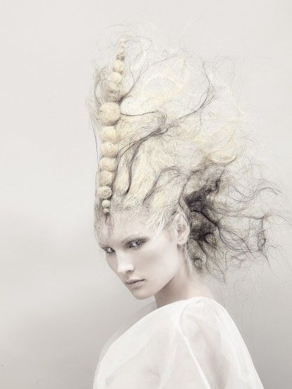 Encore une coiffure facile à faire :)