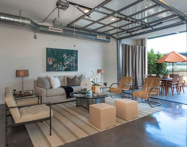 This Ultra-modern Industrial Space Is Swoon-worthy.