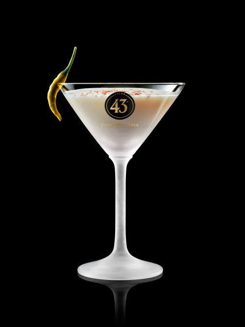 Máxima 43, een majestueuze cocktail. Salut!