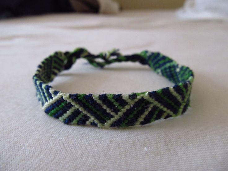 zick-zack friendship bracelet