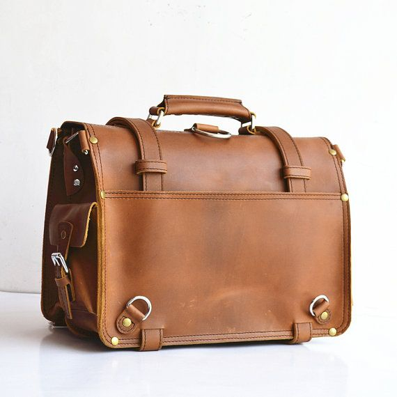 Best 25  Men's leather briefcase ideas on Pinterest | Mens leather ...