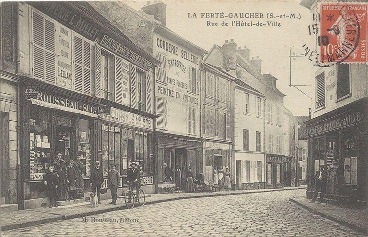 La Ferté-GAUCHER