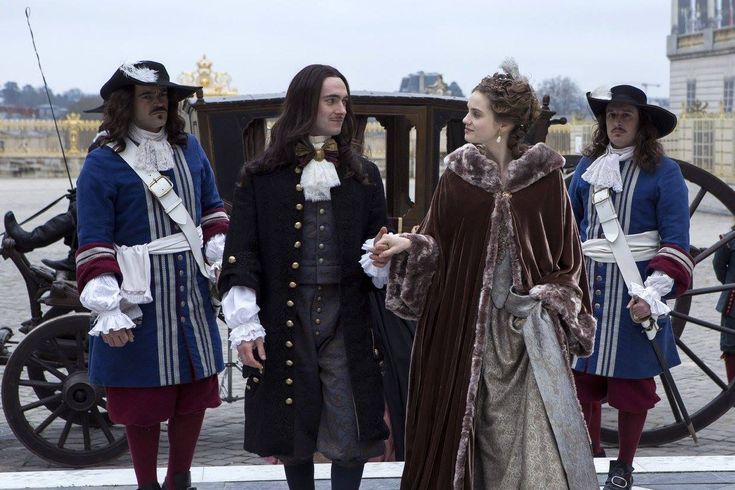 Versailles (TV Series 2015– ) - IMDb