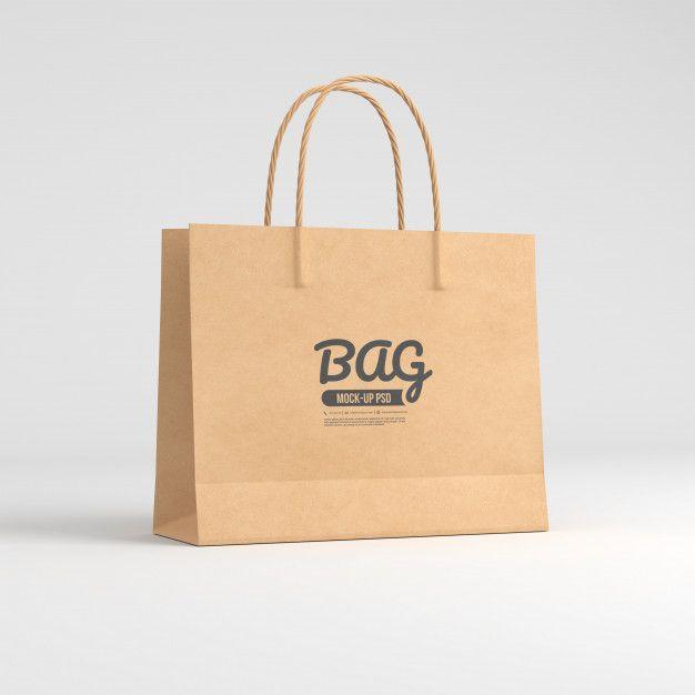 Download Paper Bag Mockup Bag Mockup Paper Bag Mockup