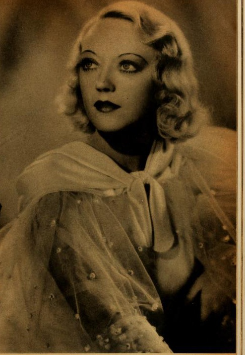 Marion Davies,the great newspaper publisher William Randolph Hearsts Mistress.