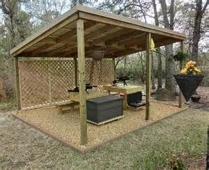 Homemade Outdoor Shooting Range - Bing Images