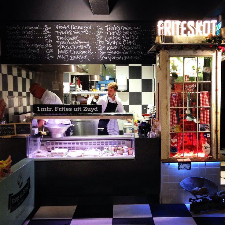 Hotspots 'Frites uit Zuyd' and 'Par Hassard'