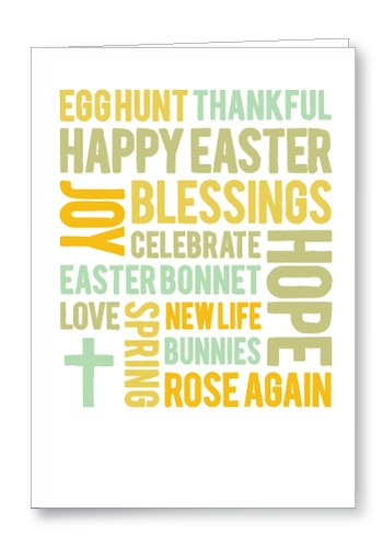 FREE Easter Eggs cards! Enjoy xx    Printable cards as well as ecard