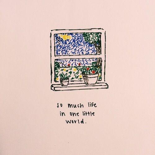 Imagem de quote, art, and life